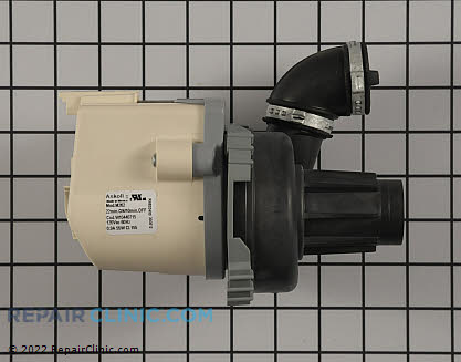 Circulation Pump W10510667 Main Product View
