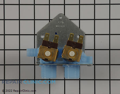 Water Inlet Valve W10356257 Main Product View