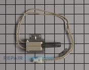 Oven Igniter - Part # 1878076 Mfg Part # W10346130