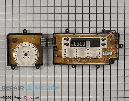 Control Board DC92-00384B Main Product View