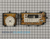 Control Board - Part # 2073764 Mfg Part # DC92-00384B