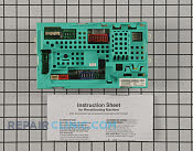 Control Board - Part # 1938493 Mfg Part # W10393488