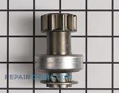 Starter Gear - Part # 1735896 Mfg Part # 13081-7001