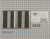 Charcoal Filter - Part # 1931490 Mfg Part # SB08999053