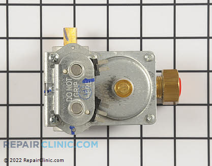 Gas Valve Assembly DC62-00201A Main Product View