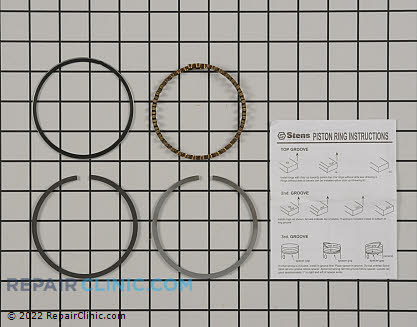 Piston Ring Set 500-736 Main Product View