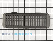 Vacuum Filter Cover - Part # 1619537 Mfg Part # 2031011
