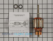 Starter Motor - Part # 1651473 Mfg Part # 390837