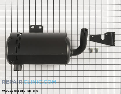 Muffler 49070-6002 Main Product View