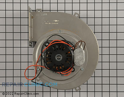 Blower Motor 99K57 Main Product View