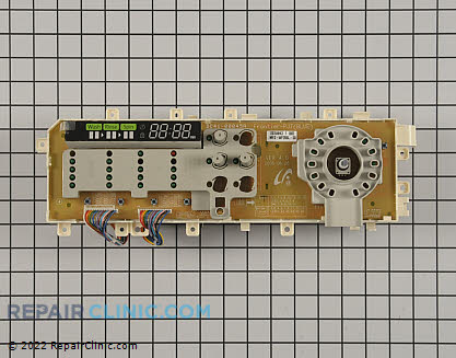 Control Board MFS-WF206L-T0   Main Product View