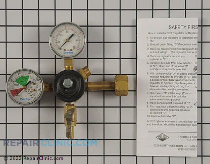 Pressure Regulator DTR1002 Main Product View