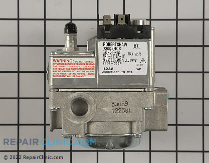 Gas Valve Assembly S1-7956-336P Main Product View