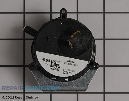 Pressure Switch S1-02435311000 Main Product View