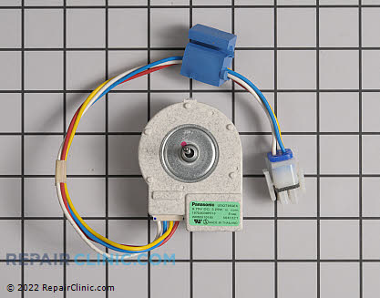 Evaporator Fan Motor WR60X10228      Main Product View