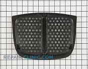 Grille insert-hex-bla - Part # 1690069 Mfg Part # 1001541MA