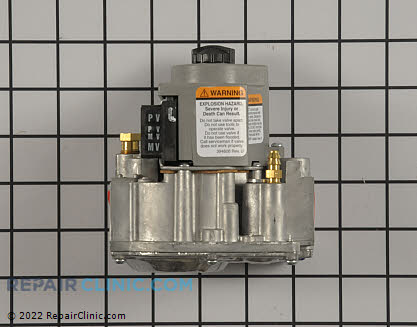Gas Valve Assembly 41K38 Main Product View