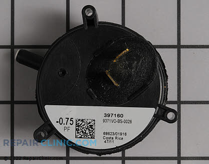 Pressure Switch S1-02435785000 Main Product View