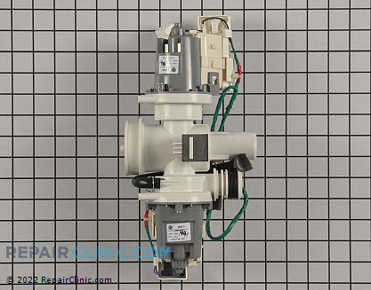 Pump Assembly DC97-15974C     Main Product View
