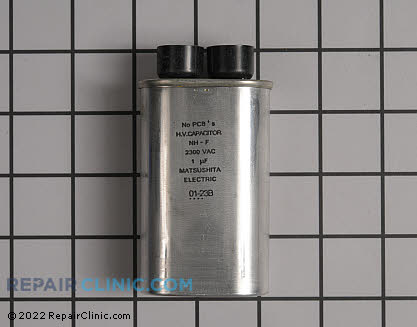 High Voltage Capacitor 16735           Main Product View