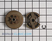 Clutch - Part # 1956594 Mfg Part # 984894001