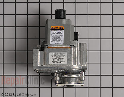 Gas Valve Assembly 85K35 Main Product View
