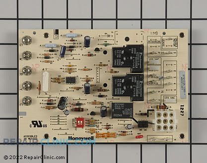 Control Board 39M84 Main Product View
