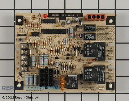 Control Board 80M27 Main Product View