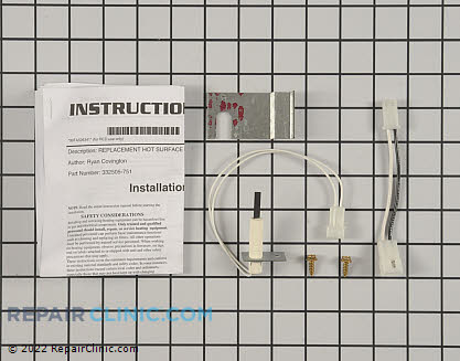 Igniter 332505-751 Main Product View