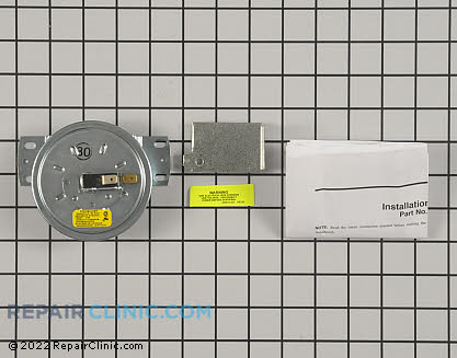 Pressure Switch 306621-752 Main Product View