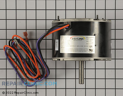 Condenser Fan Motor 68J97 Alternate Product View
