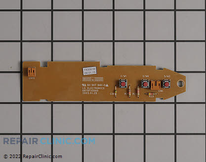 Control Board 59134066        Main Product View