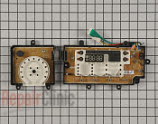 User Control and Display Board - Part # 2443742 Mfg Part # DC92-00383E