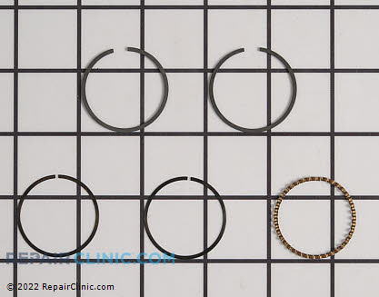 Piston Ring Set 753-04801 Main Product View