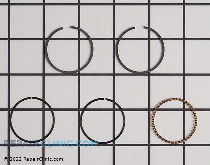 Piston Ring Set 753-04801 Main Product View