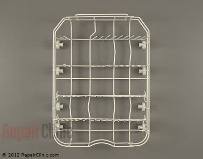 Lower Dishrack Assembly 672000800052    Main Product View