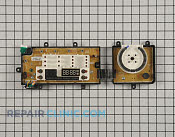 User Control and Display Board - Part # 2073762 Mfg Part # DC92-00383B