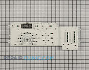 User Control and Display Board - Part # 1264372 Mfg Part # WE4M386