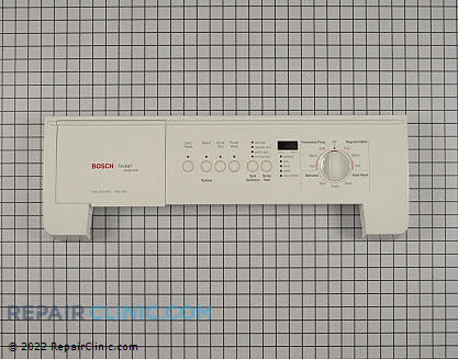 Control  Panel 00446476 Main Product View