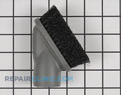Brush Attachment - Part # 1664053 Mfg Part # 1099002-03