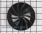 Fan Blade - Part # 1989534 Mfg Part # 530351451