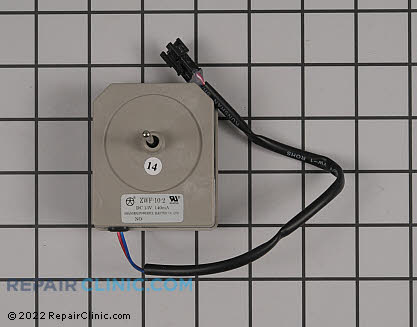 Fan Motor C0937.4.4 Main Product View