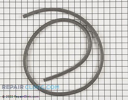 Dishwasher Door Gasket W10509257       Main Product View