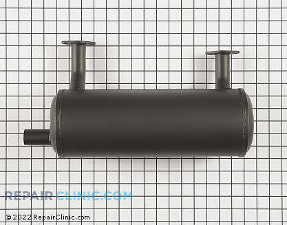 Muffler 24 068 06-S Main Product View