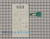 Touchpad and Control Panel - Part # 769920 Mfg Part # WB27X10177