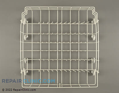 Lower Dishrack Assembly 154866702       Main Product View