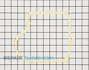 Crankcase Gasket - Part # 1643536 Mfg Part # 692406