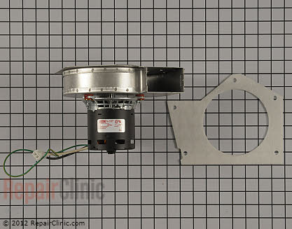 Draft Inducer Motor BLW01312 Main Product View