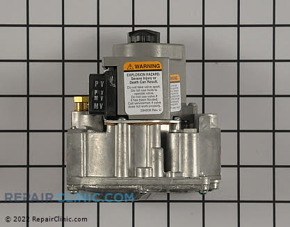 Gas Valve Assembly 41K35 Main Product View