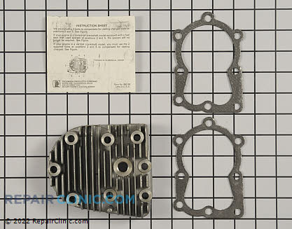 Cylinder Head 36438 Main Product View